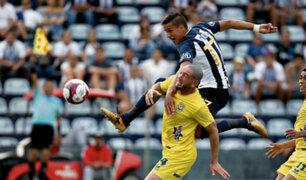 Alianza Lima perdió 3-0 contra Comerciantes Unidos por el Torneo de Verano