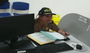 Policía insulta a trabajadores de agencia de cobro de deudas