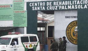 Bolivia: siete muertos tras una requisa policial en cárcel