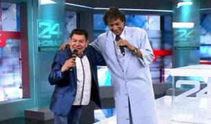 Del bolero su cumbia: Iván Cruz y Dilbert Aguilar unen sus voces
