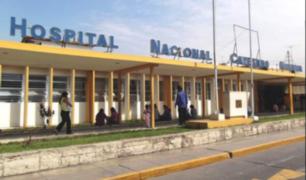 Investigan presunta negligencia médica en hospital Cayetano Heredia