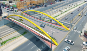 MML construirá dos puentes sobre la Vía Expresa
