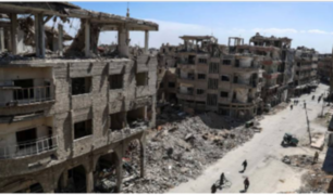 Se cumplen siete años de la guerra en Siria