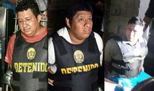 """Tumbes: suboficial de la policía integraría peligrosa banda """"Los Bolongos"""""""