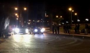 Piques Ilegales en la Costa Verde: peligrosas carreras se realizan los jueves