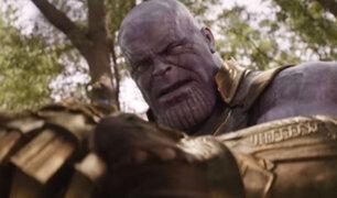 'Avengers: Infinty War' remece las redes con su segundo tráiler [VIDEO]