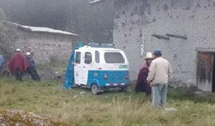 Cajamarca: encuentran a integrantes de una familia asesinados en su vivienda
