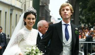 Boda Real en Lima: Alessandra de Osma se casa con príncipe alemán Christian de Hannover