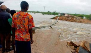 Kenia: fuertes lluvias provocaron la muerte de 13 personas