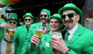 Día de San Patricio: así se celebra la tradicional fiesta irlandesa en el mundo