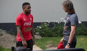 Selección Peruana: Jefferson Farfán se sumó a los entrenamientos en la Videna