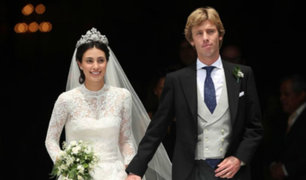 Alessandra de Osma y el príncipe de Hannover celebran fiesta en Museo Pedro de Osma