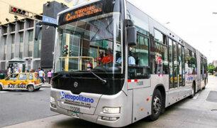 Metropolitano: ¿Qué opinan los usuarios sobre posible alza de los pasajes?
