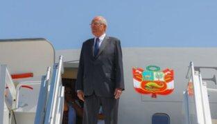 "PresidenteKuczynski afirma que la ""Vacancia sería un golpe de Estado"""