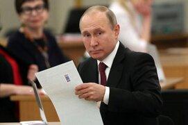 Rusia podría prohibir que altos cargos tengan cuentas bancarias en el extranjero