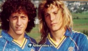 """Pedro Troglio: """"Yo concentraba con Caniggia"""""""
