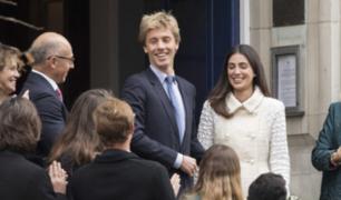 Boda real: Alessandra de Osma y el príncipe Christian se casan en Lima