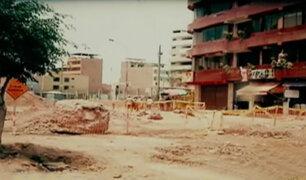 La Victoria: obras inconclusas generan malestar en vecinos