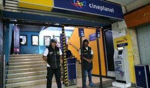 Cineplanet y Cinemark demandaron a Aspec por ingreso de alimentos a salas