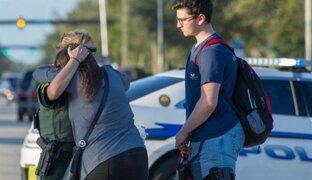 EEUU: balacera en escuela de Maryland deja varios heridos