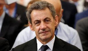 Expresidente francés es detenido por la supuesta financiación ilegal de su campaña electoral