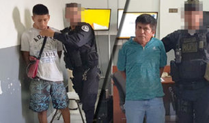 Piura: PNP capturó a delincuentes por el robo de 40 mil soles