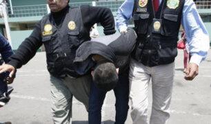 Ica: detienen a dos hampones que intentaron asaltar a empresario