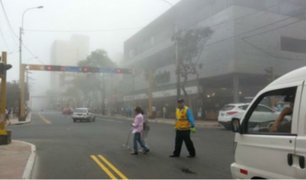 El pronóstico del Senamhi para el inicio del otoño en Lima