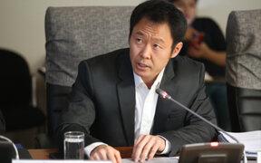 Presentan denuncia constitucional contra Kenji Fujimori, Guillermo Bocángel y Bienvenido Ramírez