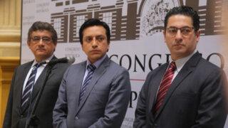 Bancada oficialista niega compra de votos para evitar vacancia presidencial