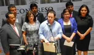 """Kenji Fujimori anuncia la creación de su partido político """"Cambio 21"""""""