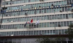 Ministerio Público aclara reunión entre Ávalos y Vizcarra