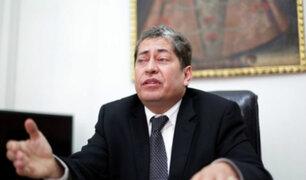 Eloy Espinosa-Saldaña: TC desestima pedido de vacancia contra magistrado