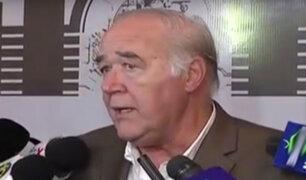 """García Belaúnde: """"Espero que el señor Vizcarra asuma el poder y renueve totalmente el gabinete"""""""