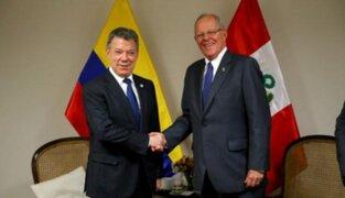 Gobierno colombiano lamentó renuncia de PPK a la presidencia de la República