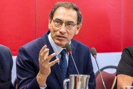 Gremios empresariales expresaron su respaldo  a Martín Vizcarra