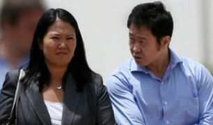 Congresistas opinan sobre relación entre hermanos Kenji y Keiko Fujimori