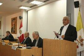 Conferencia Episcopal Peruana se pronuncia sobre situación política