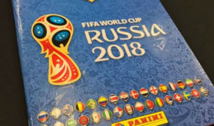 Álbum Panini Rusia 2018: ¡Míralo por dentro! [FOTOS y VIDEO]