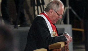 Embajadores ponen su cargo a disposición tras dimisión de Kuczynski