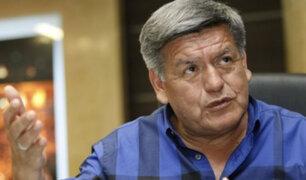 Tacna: César Acuña saluda renuncia de Pedro Pablo Kuczynski