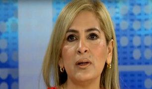 "Maritza García: ""Kenji Fujimori está afectado moralmente"""