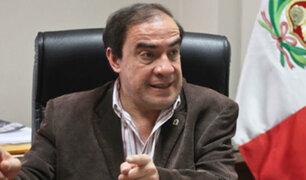 Yonhy Lescano se pronuncia sobre el posible retiro de carta de renuncia de PPK