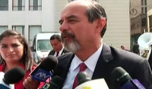"""Mauricio Mulder afirma que filtración de borrador fue """"maniobra"""" de bancada de PPK"""