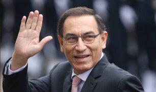 Martín Vizcarra asume este mediodía la presidencia de la República