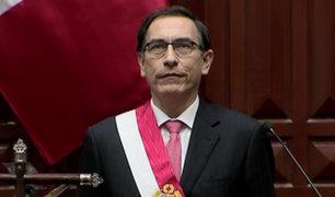 """Martín Vizcarra: """"Mi Gabinete será completamente nuevo"""""""