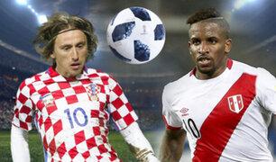 Miami: todo listo para el encuentro Perú vs. Croacia
