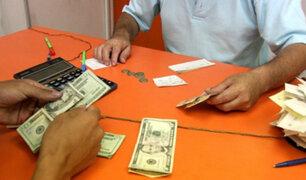 Precio del dólar se mantuvo inalterable en el mercado local tras renuncia de PPK
