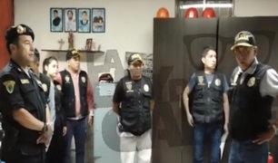 Grupo Terna: así fue el operativo para capturar a microcomercializadores de droga