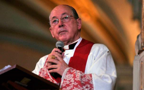 Cipriani destaca procesión del Señor de los Milagros en otros países